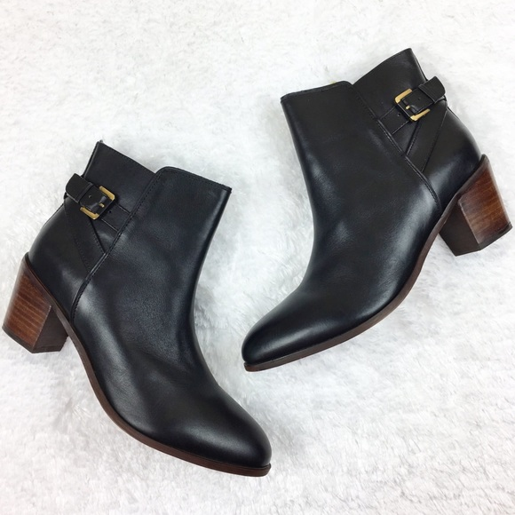 bac9b7e3c783 Sam Edelman Marlene Black Ankle Boots 10. M 5b6cbcb25bbb809ed880e93f